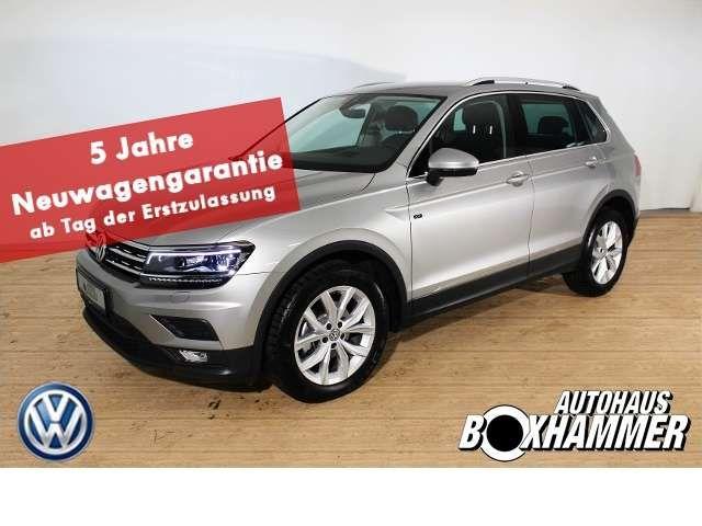 Volkswagen Tiguan 2018 Diesel