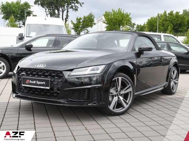 Audi TT Roadster Optik-Paket Schwarz, B+O, Navi,