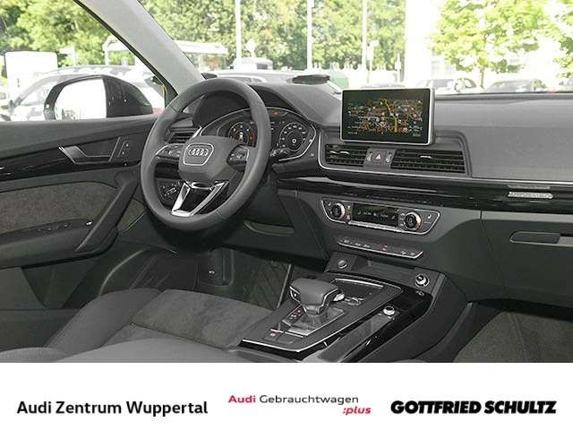 Audi Q5 2.0TDI quatt.LEDER PANO VIRTUAL PDC VO+HI DAB N Sp