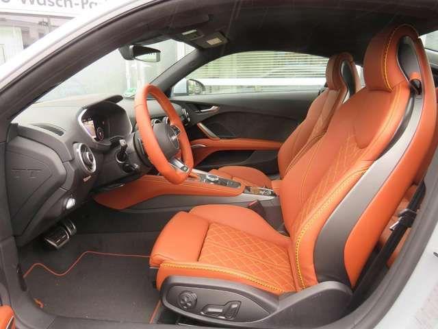 "Audi TT Coupé 45 TFSI ""20 Years"" quattro S tronic limitier"