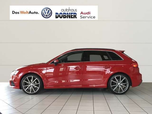 Audi A3 Sportback 2.0TDI Sport 3 xS line B&O Pano AHK