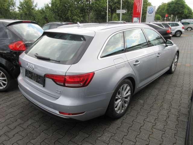 Audi A4 Avant Design 2.0 TDI S tronic NAVI XENON APS ALU S