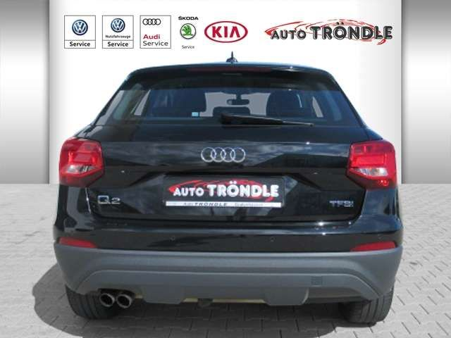 Audi Q2 1.4 TFSI +Tempomat +PDC +SHZ +MMI Navi