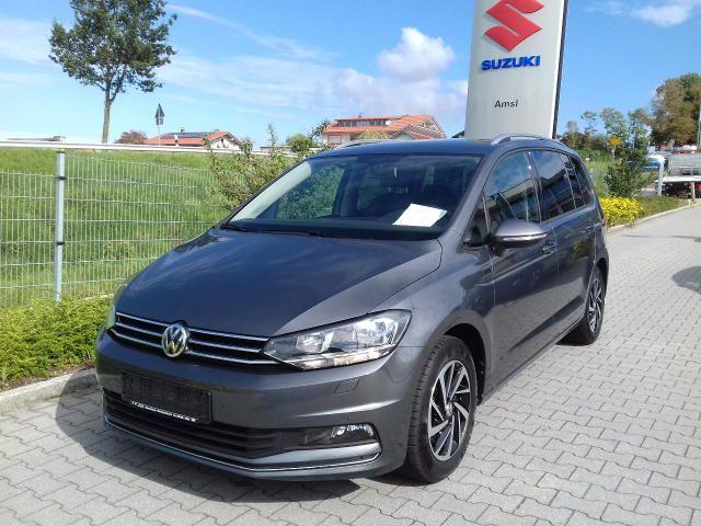 Volkswagen Touran 2018 Benzine
