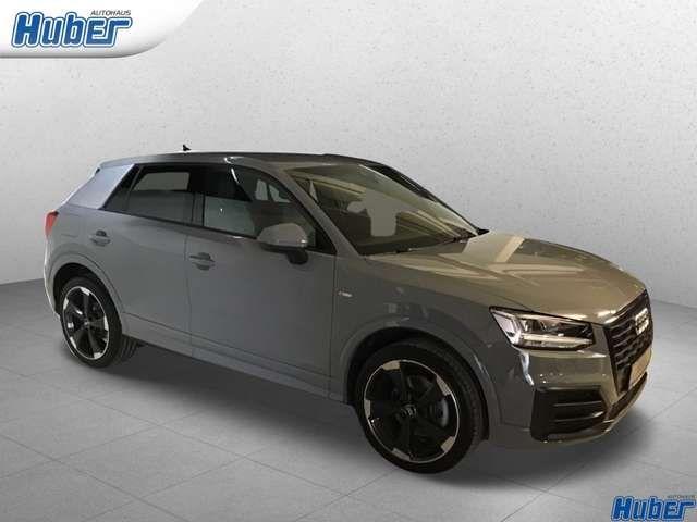 Audi Q2 2x S line 35 TFSI ACC Leder NaviPlus AHK Navi