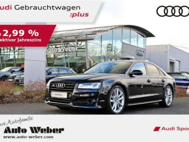 Audi S8 2017 Benzine