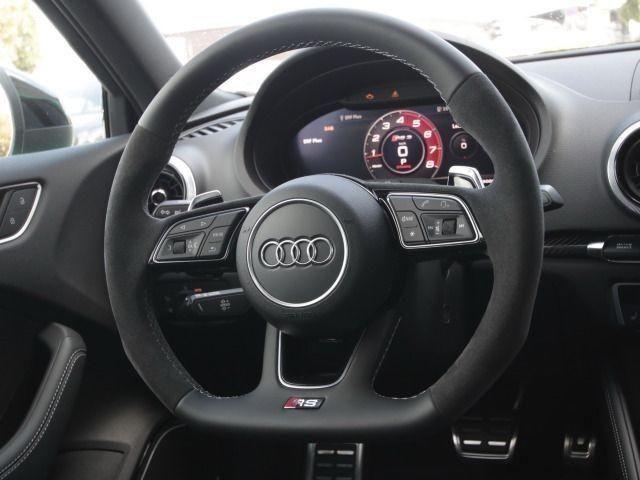 Audi RS 3 Sportback S tronic B&O/VMAX 280 KMH/PANO/NAVI/LE