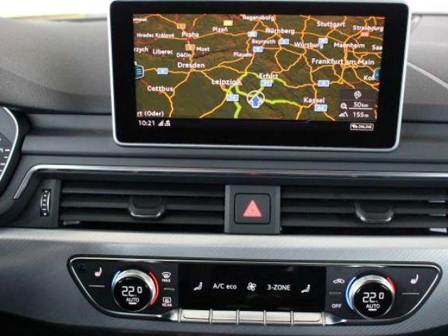 Audi A4 Avant Design 2.0 TDI S Line LED Optikpaket sw