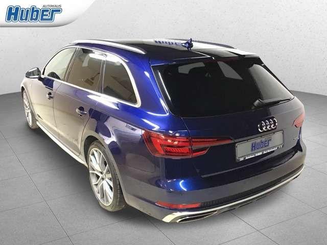 Audi A4 Avant 40 TDI quattro S line Competition Navi