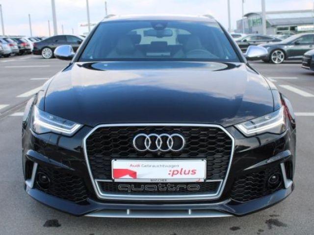 Audi RS 6 Avant Pano ACC Matrix RSAGA HUD Keyless el. S