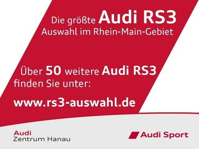 Audi RS 3 Limousine S tronic PANO/LED/NAVI PLUS/B&O/LEDER/