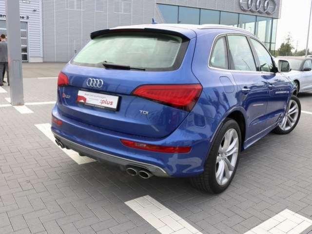 Audi SQ5 3.0 TDI quattro competition Stdhzg AHK Navi