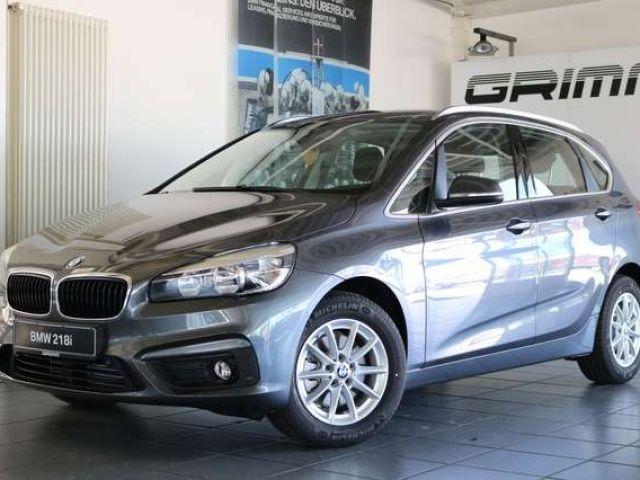 BMW 218 2017 Benzine