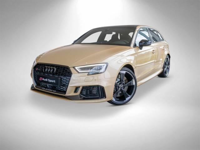 Audi RS 3 Sportback 280 kmh ACC Matrix Sportabgas