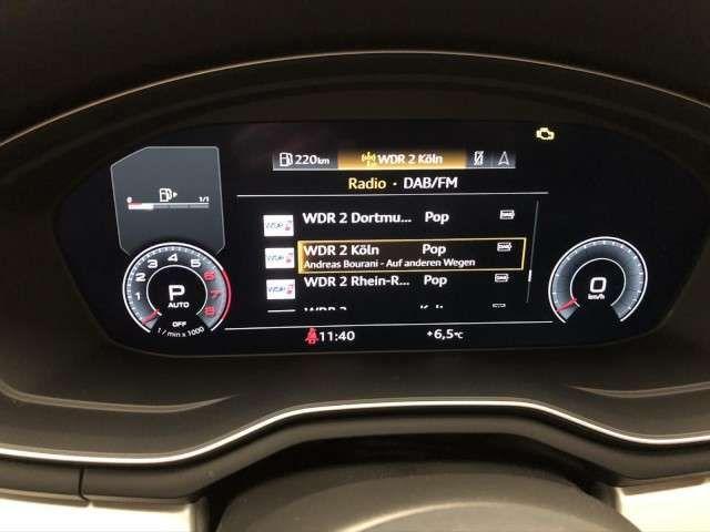 Audi A4 Avant 40 2.0 TFSI S-Line S-Tronic Navi