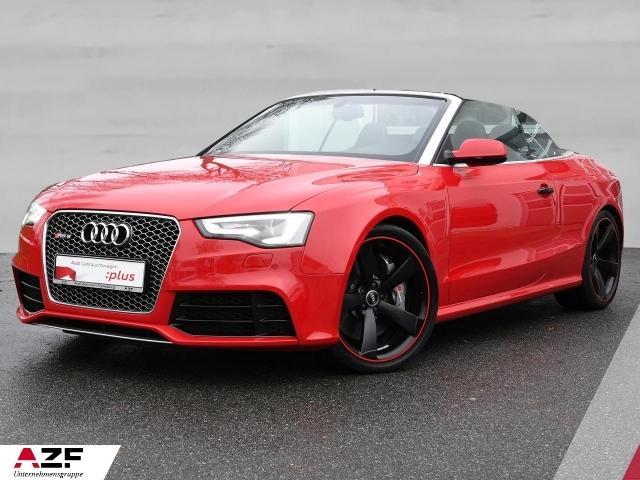 Audi RS 5 Cabriolet 4.2 FSI qu. S-tronic Navi+Leder+B+O