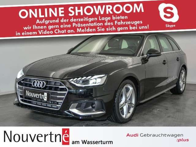 Audi A4 Avant 35 TFSI advanced S tronic