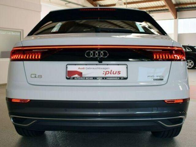 Audi Q8 50 3.0 TDI quattro