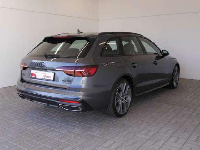 Audi A4 Avant 40 TDI quattro S Line S tro LED Navi SHZ