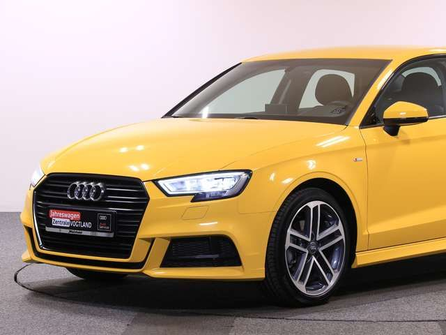 Audi A3 Lim. 1.5 TFSI sport,S LINE S.,LED,NAVI