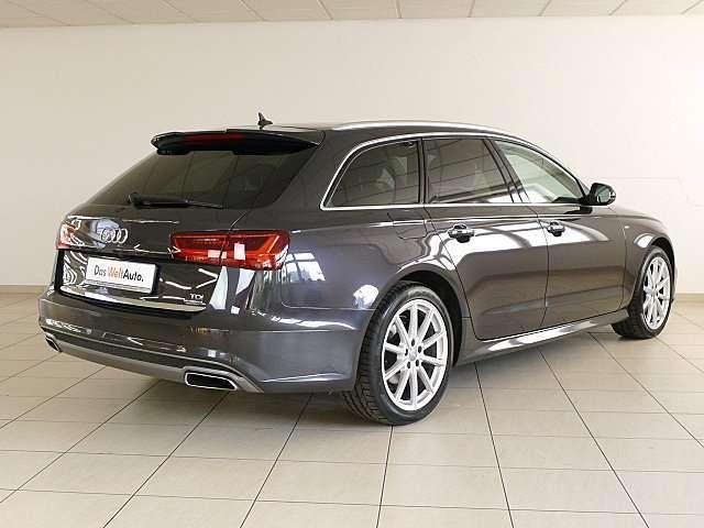 Audi A6 Avant 2.0 TDI quattro S-tronic S-line