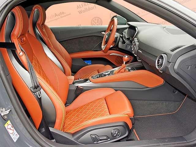 Audi TT Roadster 45 TFSI QUATTRO S-TRONIC NAVI LEDER 20 Y