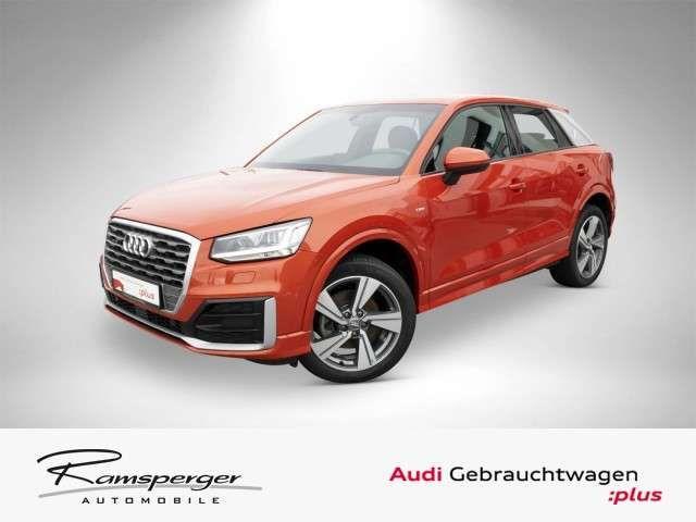 Audi Q2 sport 2.0 TDI quattro S tronic LED S line