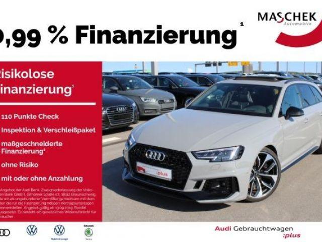 Audi RS 4 Avant ACC Matrix VC Pano RSAGA B&O HuD S-Sitz