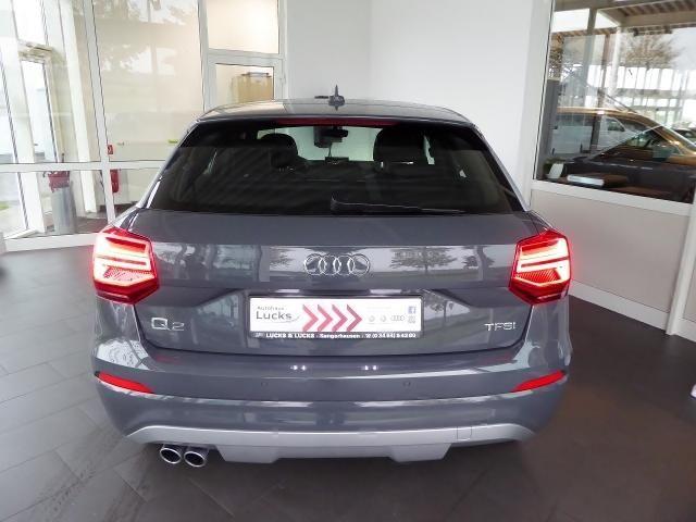 Audi Q2 Sport 1.4 TFSI LED NAVI GRA