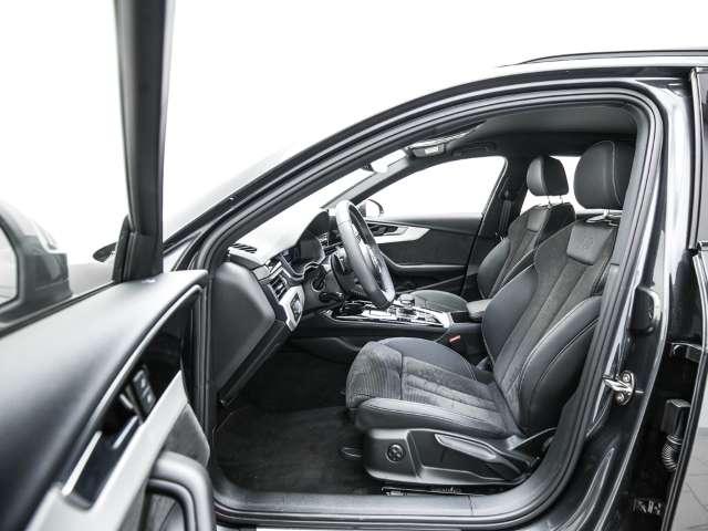 Audi A4 Avant 45 TFSI quattro S Line Matrix ACC Virtual