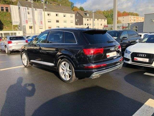 Audi SQ7 4.0 TDI quattro Matrix Pano STHZ HuD 7-Sitze