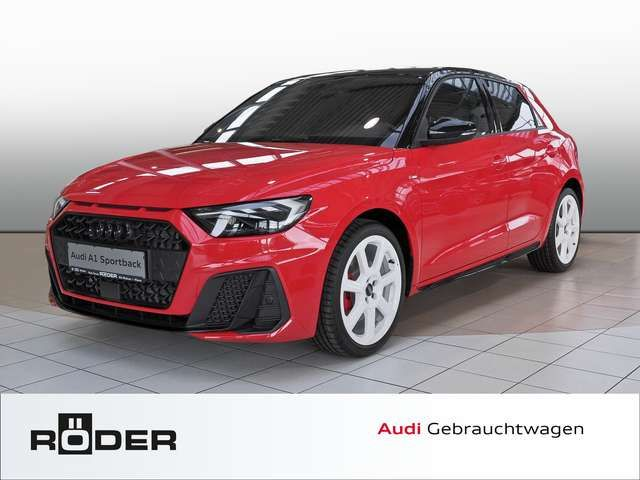 Audi A1 Edition one + S line 30 TFSI 85(115) kW(PS) S tro