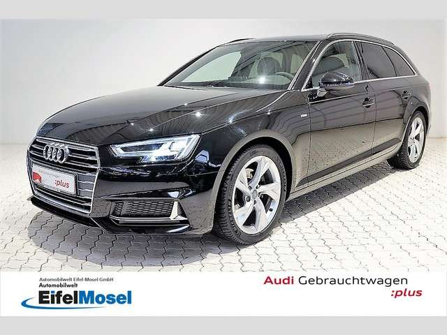 Audi A4 Avant 35 TDI S line LED Panodach Navi Klima