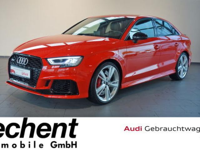 Audi RS 3 Limousine 2.5 TFSI quattro Kamera RS DesignPaket