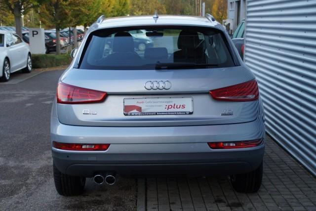 Audi Q3 2.0 TDI quattro, GRA,Sitzheizung vorn,Klimaautoma