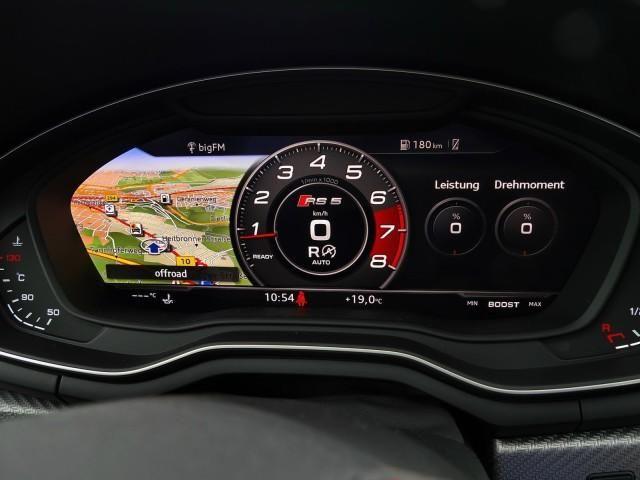 Audi RS 5 Sportback 331(450) kW(PS) tiptronic 8-stufig