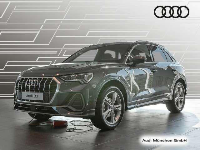 Audi Q3 35 TDI S line Assistenz Virtual LED Navi Teilleder
