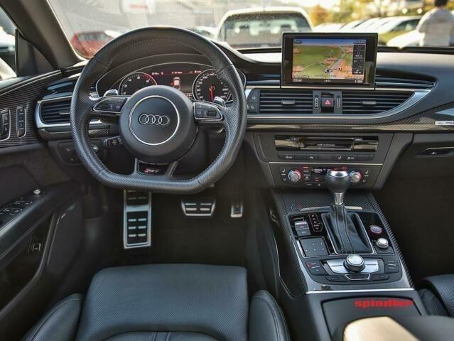 Audi RS 7 Sportback Sportback 4.0 TFSI quattro, PERFORMANC