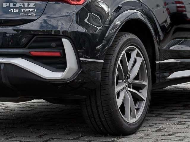 Audi Q3 quattro s-line LED-Scheinw. Navi Klima APS SHZ
