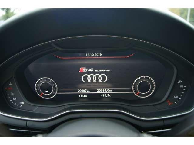 Audi S4 Avant 3.0 TFSI quattro Matrix LED Bang & Olufsen N