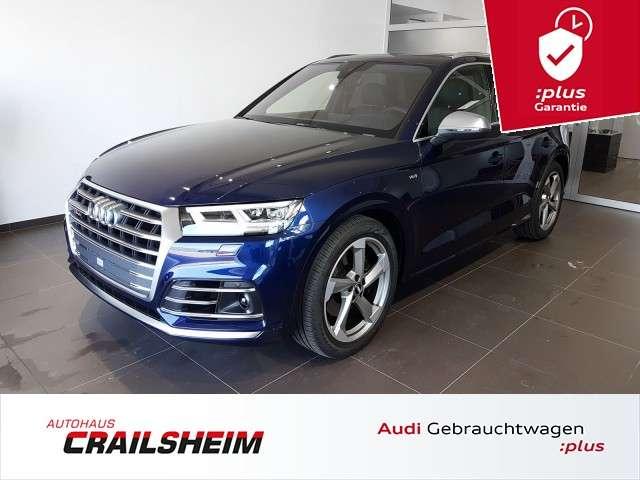 Audi SQ5 3.0 TFSI q. Tiptr. S-Line, Matrix, Navi Touch, Sta