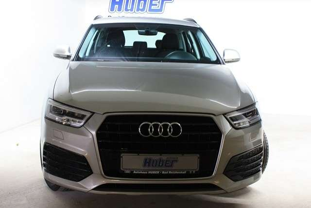 Audi Q3 S line 1.4 TFSI LED Einparkhilfe+Sitzheizung