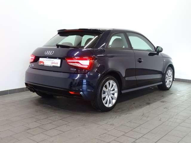 Audi A1 1.8 TFSI S tronic sport PANORAMA NAVI LEDER XENON