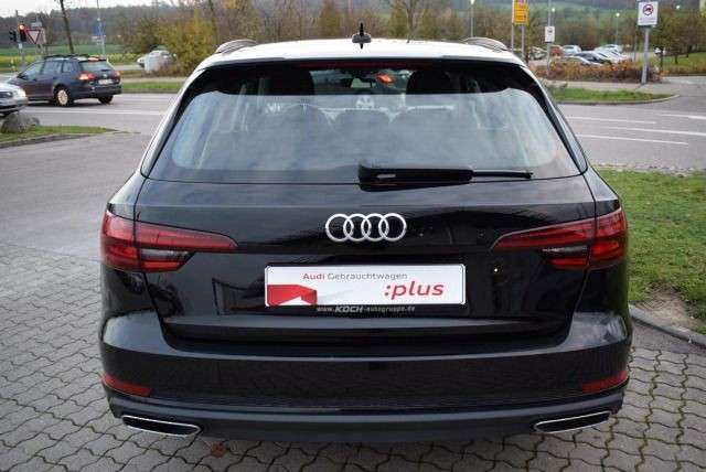 Audi A4 Avant 40 TFSI, Matrix LED, Navi Touch, Head-Up, Vi