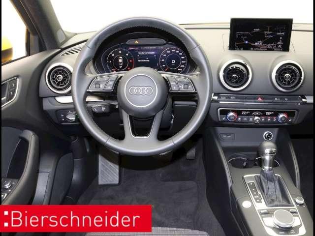 Audi A3 Lim. 1.6 TDI Sport S tronic 175,- Leasing* 18 NAVI