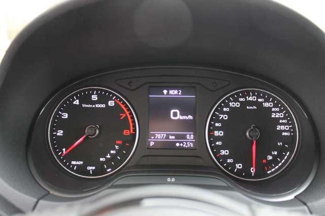 Audi A3 35 TFSI cylinder on demand
