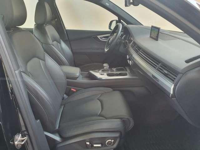 Audi SQ7 4.0 TDI DPF quattro Tiptronic Allradlenkung