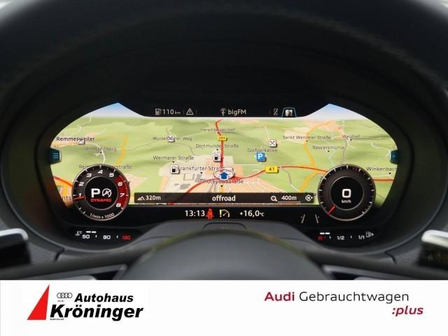Audi RS 3 Limousine RS3 Limousine 2.5 TFSI quattro S troni