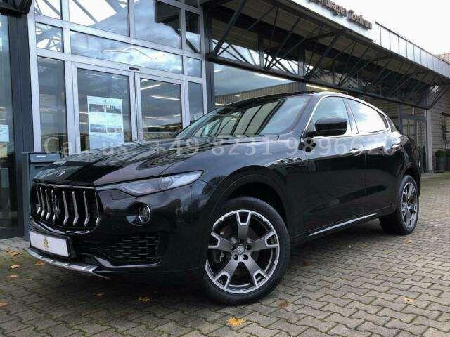 Maserati Levante 2018 Diesel