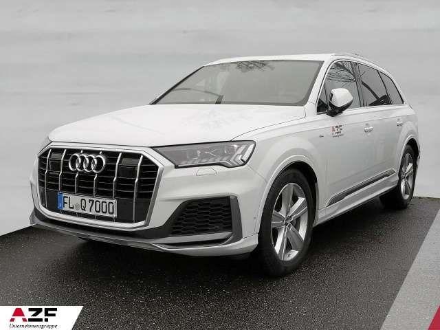 Audi Q7 S line 50 TDI quattro Pano, Matrix,